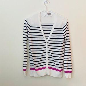 Cute Stripes Smartset Cardigan